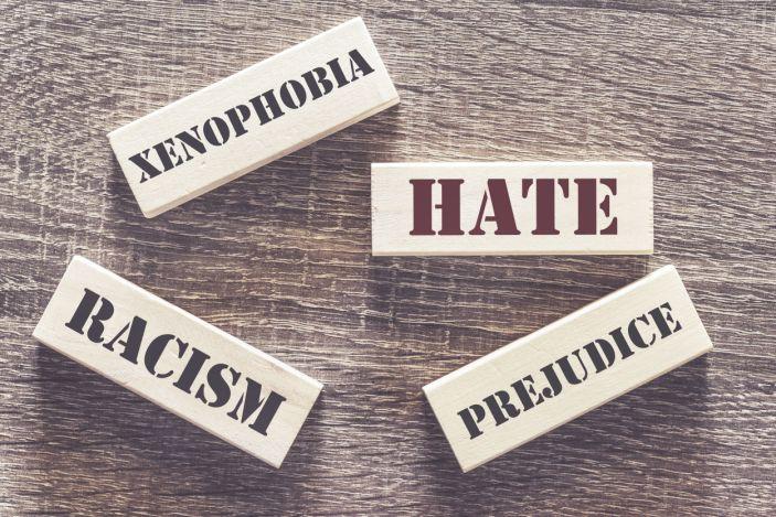 Discrimination: Xenophobia, Racism, Prejudice, Hate